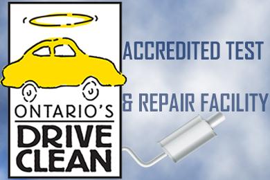 DRIVE CLEAN EMISSIONS TEST
